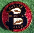 Butlin Beavers Club Badge
